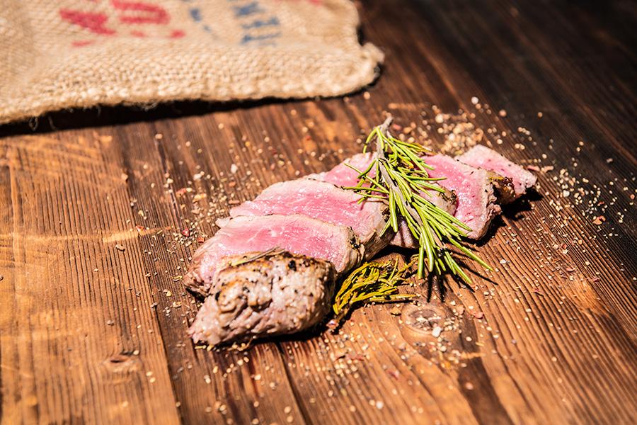 Steak auf der Alm Thomas Genser